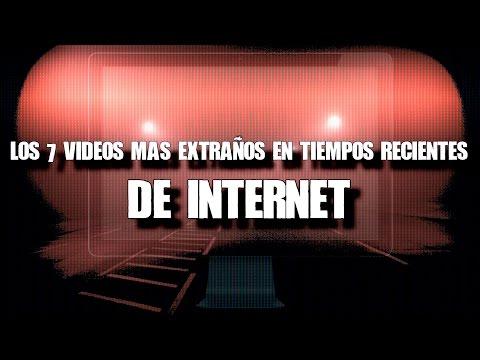 Los 7 nuevos videos más extraños de Internet