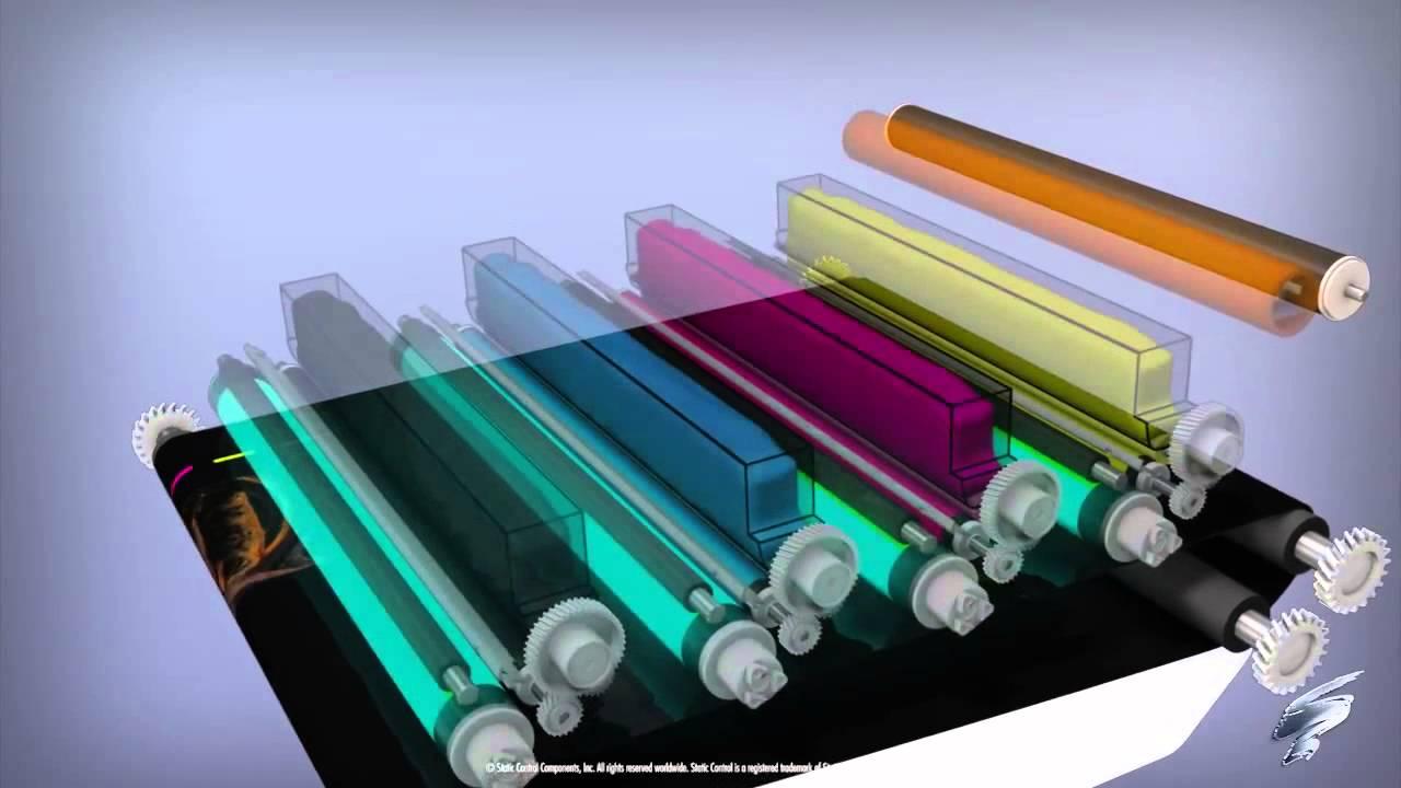 Como Funciona Una Impresora Laser Color Hpcp2025 Static