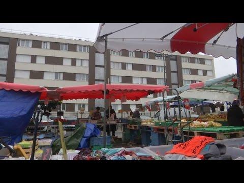 HLM murés à Compiègne: évacués, les habitants témoignent de leur quotidien