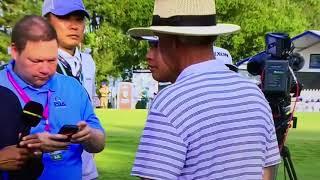 松山英樹・第99回全米プロゴルフ選手権・最終日インタビュー1 松山英樹 検索動画 26