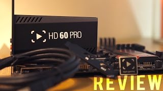 Elgato HD60 Pro Video Review (With Sample Footage)