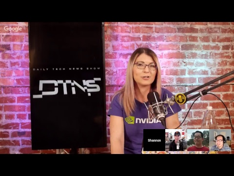 DTNS 3286 - with Shannon Morse and Len Peralta