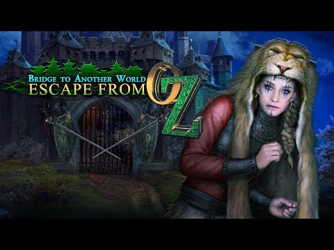 Lets Play - Bridge to Another World 4 - Escape from Oz - Part 4