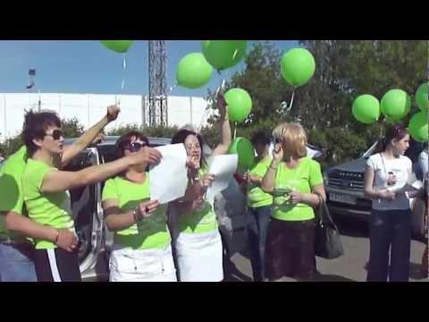 празднуем 25-летие NEWAYS в Усолье-Сибирском