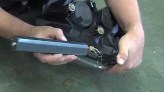 Горячий степлер (устройство для сварки пластика)(Горячий степлер предназначен для восстановления пластиковых автомобильных бамперов и других пластиковых..., 2015-01-22T17:13:49.000Z)