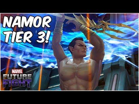 KING OF ATLANTIS! NAMOR GETS ULTIMATE POWER!! - Marvel Future Fight