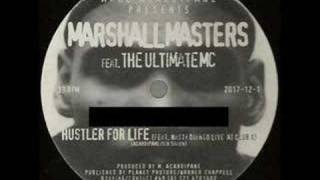 Watch Marshall Masters Hustler For Life video