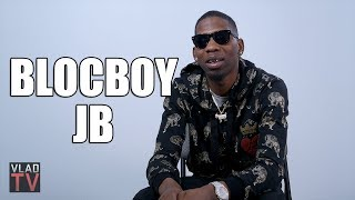 BlocBoy JB on His Dad Getting 25 Years, Breaking Out of Prison and Visiting Him (Part 1)