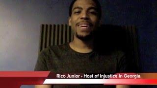 Social Justice For America - Injustice In Georgia - Rico Junior Media Production