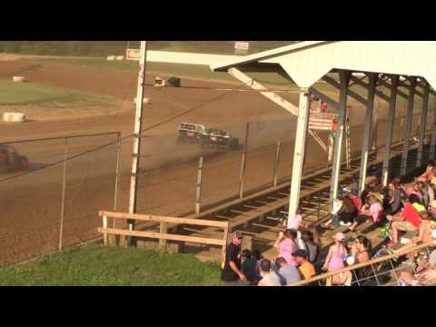 6 3 17 Modified Heat 2 Brownstown Speedway