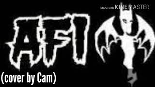 AFI - Lost Souls (cover by Cam)