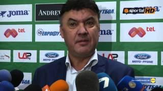 Боби Михайлов Ники е голям вратар