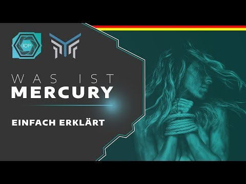 Was ist MERCURY? | Internet of People