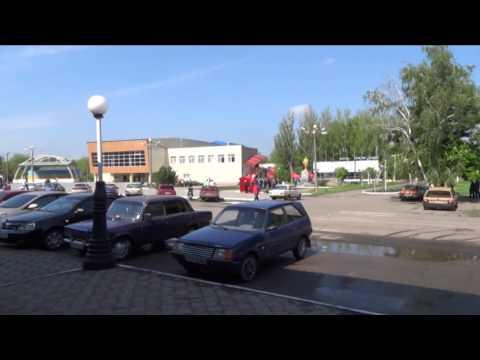 ПЕРВОМАЙ  2014 год  пгт ВЕСЕЛОЕ ,Запорожской  обл.   Это уже  история нашего  поселка.