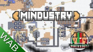 Mindustry Review - And some nice chat about a movie (Video Game Video Review)