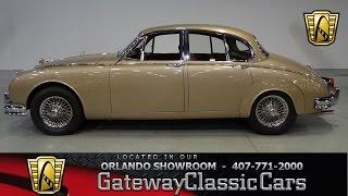 1965 Jaguar Mark 2 Gateway Classic Cars Orlando #443
