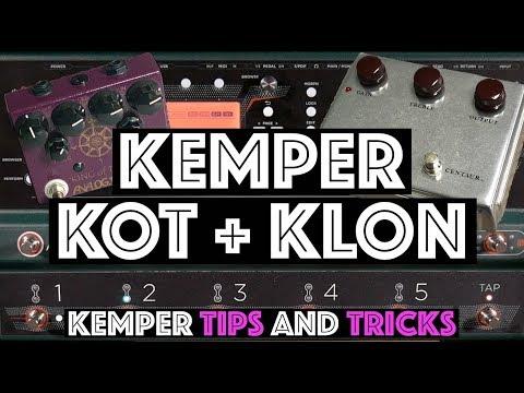 FREE Kemper King Of Tone + KLON Performance!!!