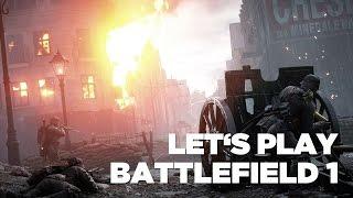 Hrej.cz Let's Play: Battlefield 1 [CZ]