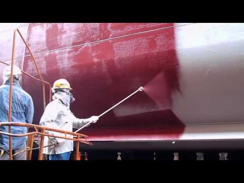 New coatings extend International Paint's antifouling range