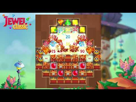 Jewels Classic - Jewel Crush Legend