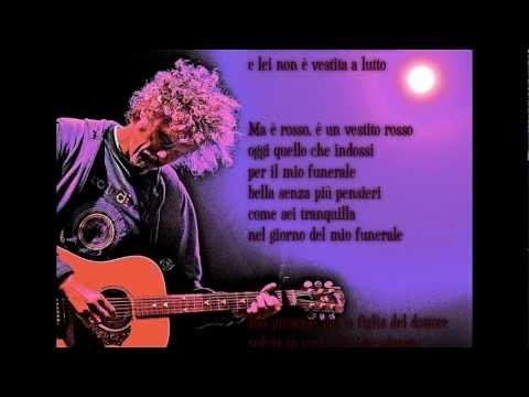 Niccolò Fabi - Rosso - Base musicale con testo