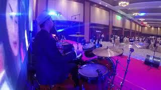 Lagu Rohani Batak Partondion - Live Victor Hutabarat ft Hamonangan Butarbutar (Drumcam)