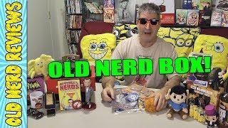 Old Nerd Box Un-Boxing, Ghetto Edition 🤓🖖