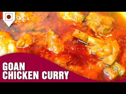 How To Make Goan Chicken Curry Easy