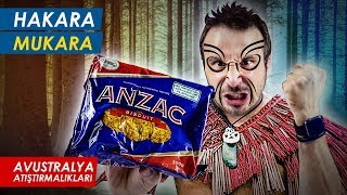 Turkish Guy Try Australian Snacks