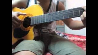 Chiếc đèn ông sao || Guitar solo