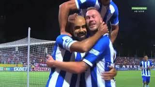 Atlético-GO 2x2 CSA - 17ª rodada da Série B 2018