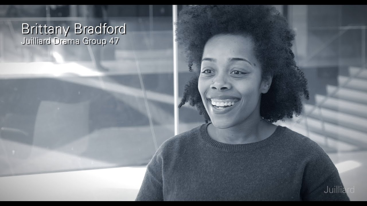 Juilliard Snapshot: Brittany Bradford on Why She Chose Juilliard