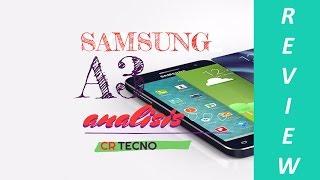 Análisis Samsung A3