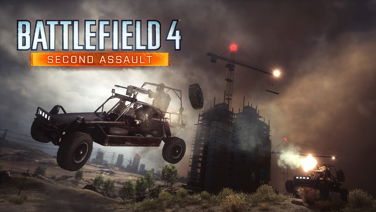 Battlefield 4 - Second Assault Trailer