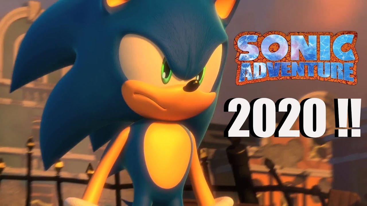 Sega Teases 2020 Sonic Adventure Remake