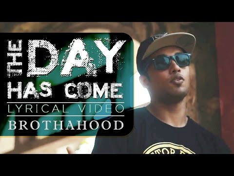 The Day Has Come (Official Lyrics video)