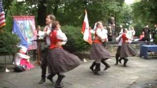 Carpatho-Rusyn Dance group performs at One World Day 2009