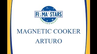 MAGNETIC COOKER -  ARTURO