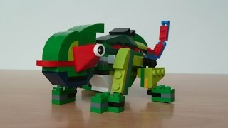 LEGO 31031 LEGO CREATOR 3 IN 1 2015 Rainforest Animals Chameleon (2/3)