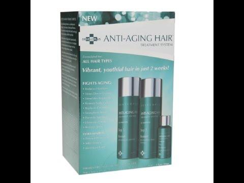 DeveloPlus Anti Aging Hair Treatment System 1 set