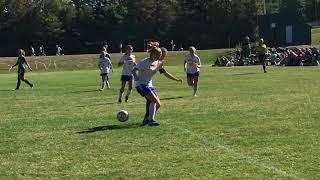 Belfast at Mount View girls soccer
