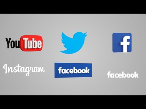 how to add instagram icon to youtube