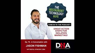 How to Enhance your Marketing with Digital Niche Agency- Restaurant Technology Guys Podcast Ep.76