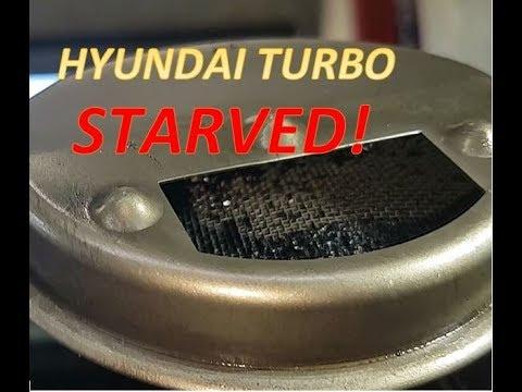Hyundai Diesel Turbo Failure Checks