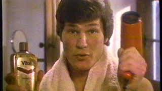 """1978 Vitalis Hair Conditioner """"Heads are turning"""" TV Commercial"""