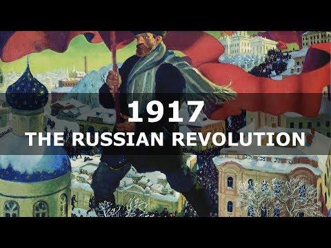 Brief History of October Revolution