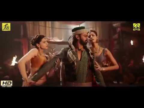 MANOHARI BAHUBALI Malayalam HD Video Official with Malayalam Lyrics Prabhas Rana Anushka Tamannaa