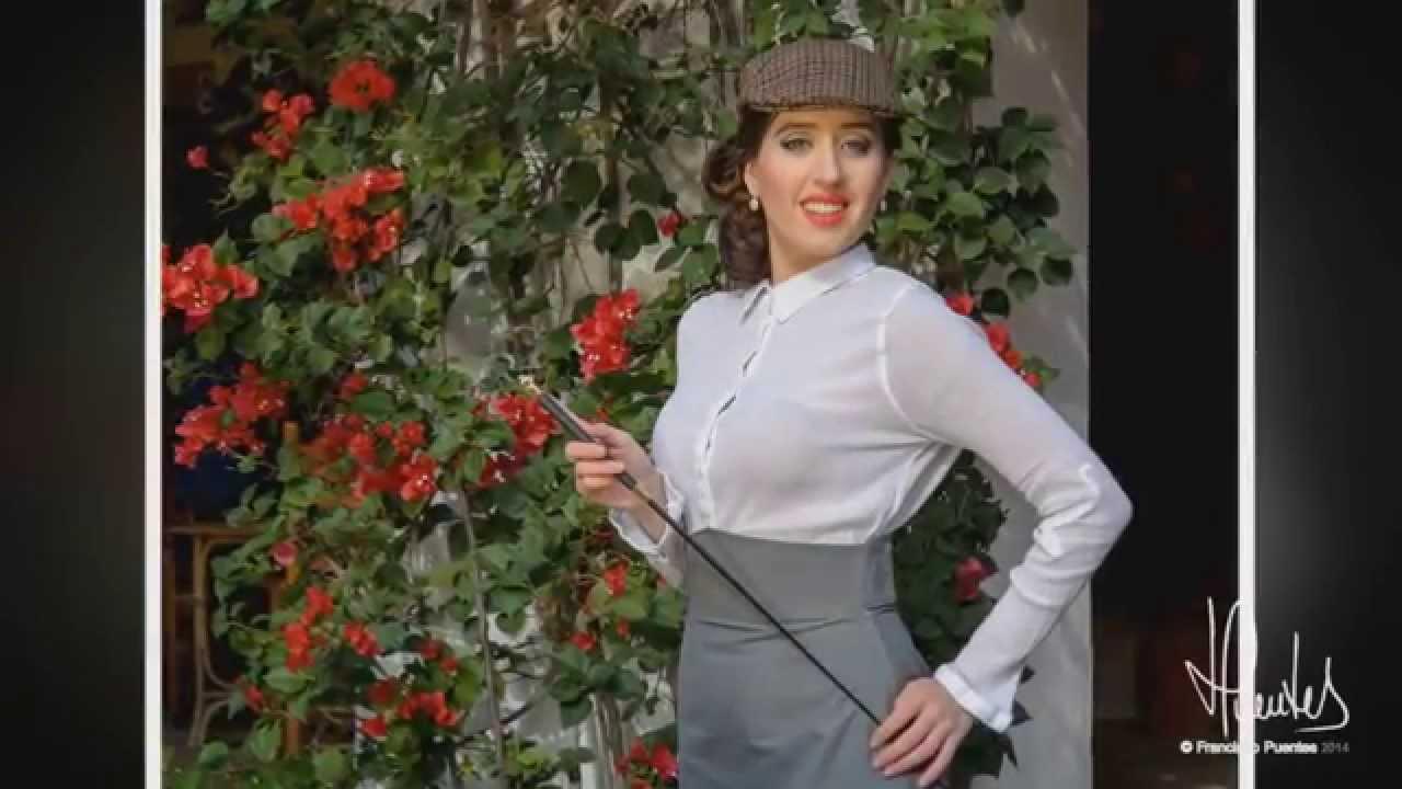 1cd7180cf Rocío Ruiz, faldas de amazona en Hacienda de Orán