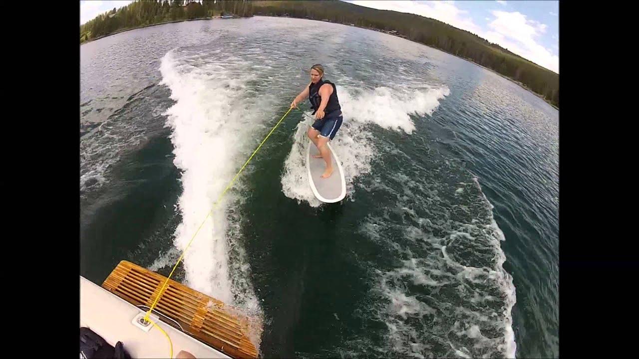 leslie g town surf youtube