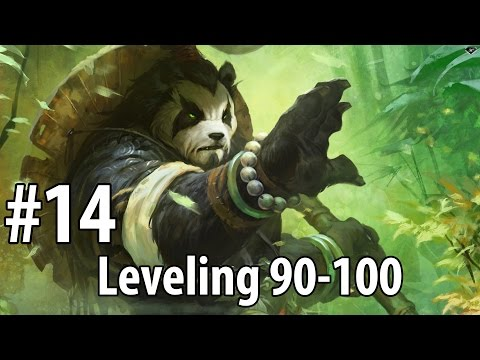 WoW:Warlords of Draenor Leveling 90-100 (Horde) #14